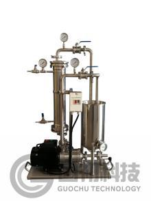 Ceramic membrane experimental equipment