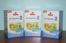Holle milk powder