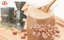 Commercial Peanut Butter Making Machine With Factory Price|Peanut Butter Machine