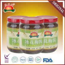Ice plum sauce