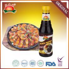 Black peper sauce