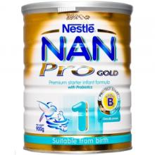 NAN milk powder