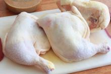 frozen chicken leg quatars