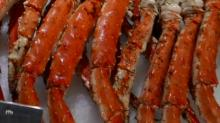 Best Quality king crab legs/ frozen red king crab legs