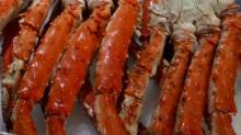 King crab legs ,frozen king crab legs