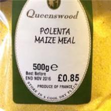 Polenta Maize Meal