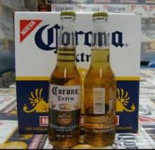 First Grade Corona Extra Beer 330ml / 355m