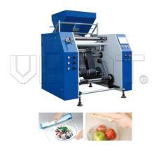 cling film re-winder machine