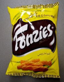 Fonzies Crispy Chips