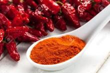 hot spices and seasoning chilli pepper paprika powder