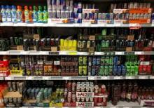 Energy Drinks (Branded and OEM)