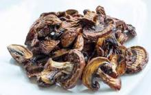 Dehydrated Mushroom Flakes A GRADE dried mushroom market prices for mushroom