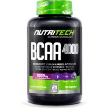 NUTRITECH BCAA 4000 (120 CAPS)