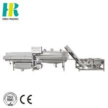 High quality vegetable washer fruit and vegetable cleaning machines
