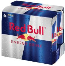 Premium Red Bull Energy Drink 250ml!