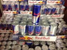High quality red bull energy drink led lighted acrylic sign wholesale custom