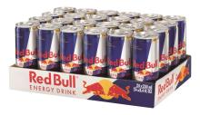 691# Round Tin Can for Red Bull Energy Drink