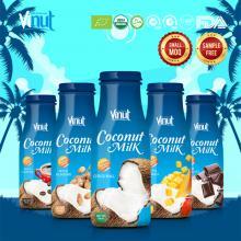 Healthy Coconut Milk With Pineapple Flavor