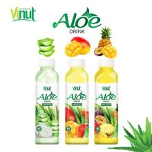 2018 most popular VINUT organic aloe mixed aloe vera drink original