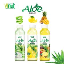 VINUT 500ml no preservative pet bottle aloe vera drink original