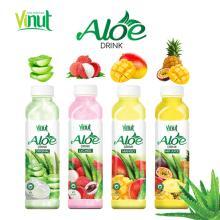 VINUT 500ml Original Flavored drink Aloe Vera Drink Manufacturer