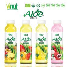 VINUT 500ml PET Bottle Fruit Aloe Vera Drink Original