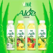 VINUT high quality original flavor PET bottle aloe vera drink