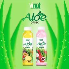 VINUT true natural original aloe vera soft drink with fresh pulp