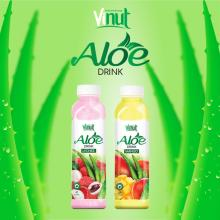 VINUT Original Aloe Vera Drink with Big Fruit Pulps