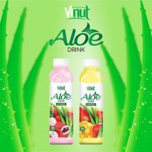 VINUT Original Aloe Vera Drink with Big Fruit Pulps