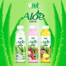 VINUT With Stevia Aloe Vera Drink Original