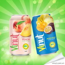 VINUT 350ml Good Taste Mango Canned Fruit Juice