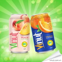 VINUT Beverage Manufacturer- Pure Orange Juice