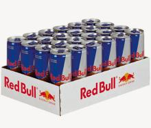 Premium Red Bull Energy Drinks 250ml!