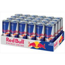 Retro Red Bull Energy Drink,,,