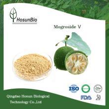 Natural Sweetener 10~98% Mogroside V  Luo   Han   Guo  P.E.