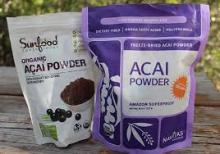 Acai Powder (superfood)