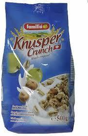 Gourmet  Muesli  Crunch