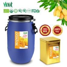 High Quality Hot Sale Fruit Flavoured Syrup Concentrated Mango Juice