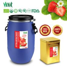 Professional Production Fruity Drinks Material Concentrated Strawberry