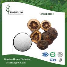 100% Natural high quality Bitter Orange Extract, Synephrine  98%, Synephrine  Hydrochloride Powder