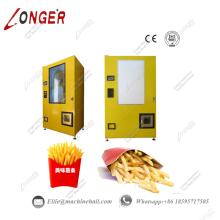 Factory Price Automatic French Fries Vending Machine For Sale