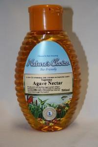 Agave Nectar & Crystals