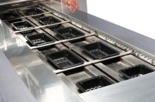 Automatic Continuous MAP Tray Sealer