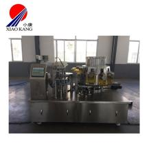 Rotary Pouch Vacuum Packaging Machine