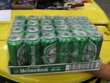 ,,KRONENBOURG 1664 // HEINEKEN BEER 330ml Cans, 330ml Bottles, 650ml Cans