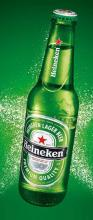Heineken Beer bottles,