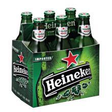 Heineken beer--