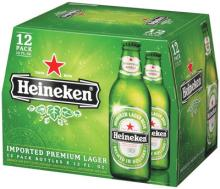 Heineken= 25cl /Bottle