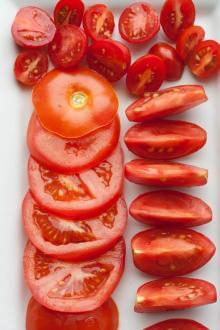 Fresh Tomatoes..